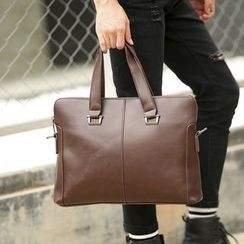 BagBuzz - Faux Leather Business Bag