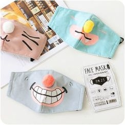 Good Living - Printed Cartoon Mask