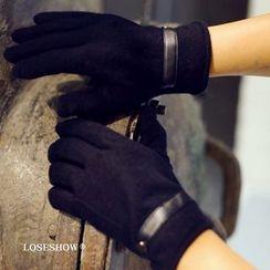 Lose Show - Wool Blend Gloves