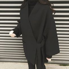 Moon City - Plain Kimono Jacket