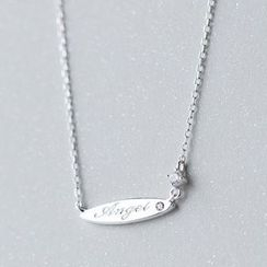 A'ROCH - 'Angel' 925 Sterling Silver Necklace
