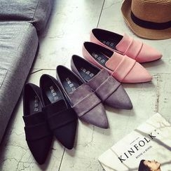 Micha - Pointed Pumps