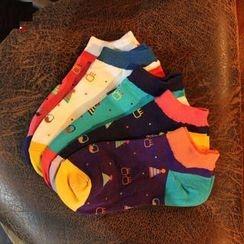 Gemini - Printed Socks