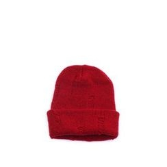 Ohkkage - Distressed Wool Blend Beanie