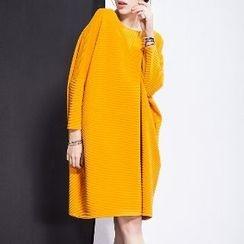 Halona - Loose-Fit Long Jacket