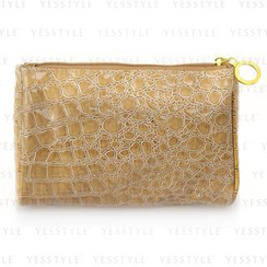 Estee Lauder - Crocodile-Print Cosmetics Bag