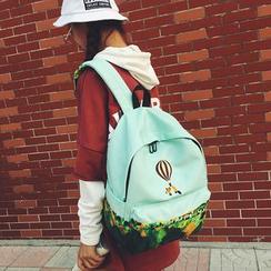 Seok - 印花背包