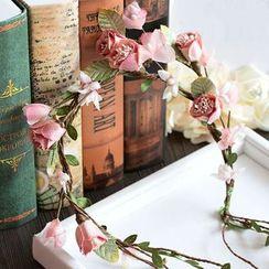Ashmi - Flower Tiara