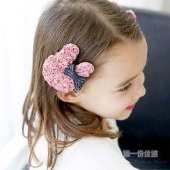 Linzy - 童裝小兔髮夾
