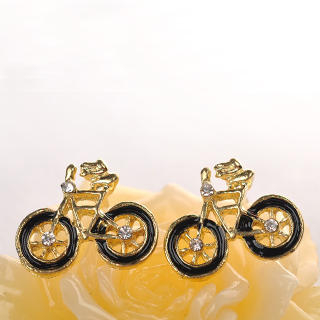 Fit-to-Kill - Bicycle Earrings
