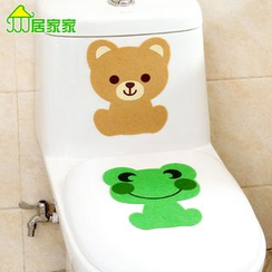 Home Simply - Cartton Toilet Sticker