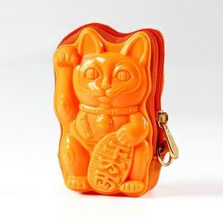 Adamo 3D Bag Original - Casual Maneki Neko 3D Coin Purse