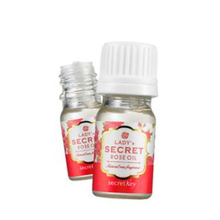 Secret Key - Lady's Secret Rose Oil 4ml