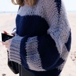 YUKISHU - Striped Sweater