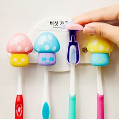 Show Home - Mushroom Toothbrush Holder