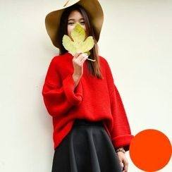 Yammi - Chunky Knit Sweater