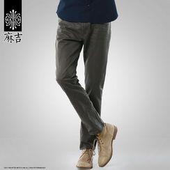 Hey! DUDE - Plain Straight Pants