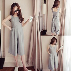 Be Bonita - Sleeveless Jumpsuit