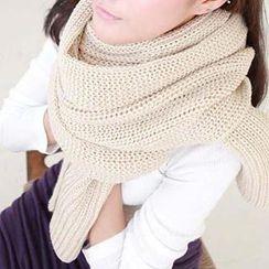 Rita Zita - Long Knit Scarf