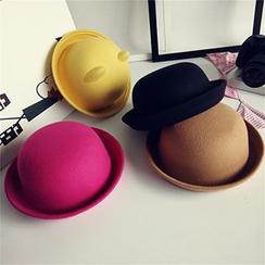 Milliner - Knit Bowler Hat