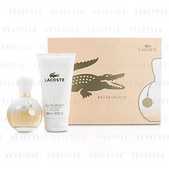 Lacoste - Eau De Lacoste Coffret: Eau De Parfum Spray 90ml/3oz + Body Lotion 150ml/5oz