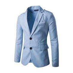 Fireon - 配色边西装外套