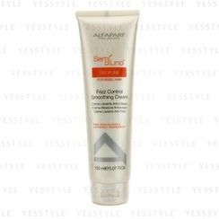 AlfaParf - Semi Di Lino Discipline Frizz Control Smoothing Cream (For Rebel Hair)