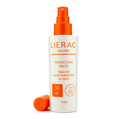 Lierac - High Hydration Spray On Aqua Body Lotion SPF 30
