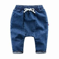 Kido - 兒童低胯褲