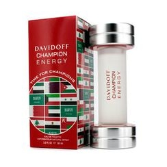 Davidoff - Champion Energy Eau De Toilette Spray (Middle East Edition)