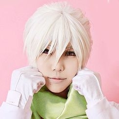 HSIU - DRAMAtical Murder - Clear Cosplay Wig