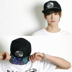 Rememberclick - Logo-Front Baseball Cap