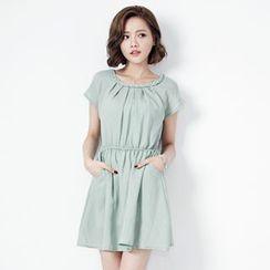 Tokyo Fashion - Short-Sleeve Dress