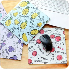 Good Living - Printed Mouse Pad