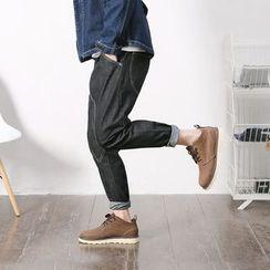 Mrlin - Washed Harem Jeans