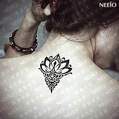 Neeio - Waterproof Temporary Tattoo (Lotus)