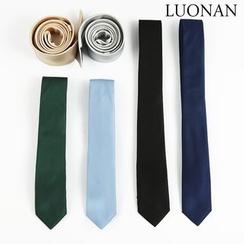 Luonan - Plain Skinny Tie