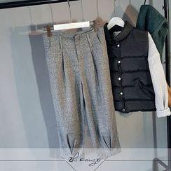 Coolvibe - 格子哈倫褲