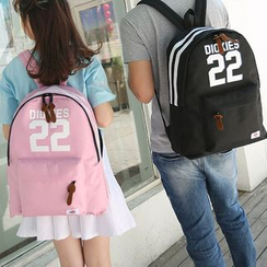 Bagolo - Printed Nylon Backpack