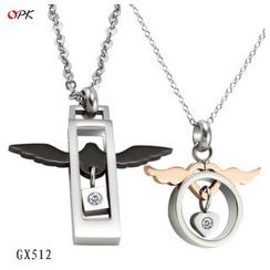 OPK - Couple Pendant Necklace