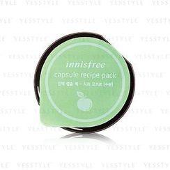Innisfree - Capsule Recipe Pack (Apple Yogurt )