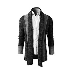 Bay Go Mall - Open-Front Cardigan