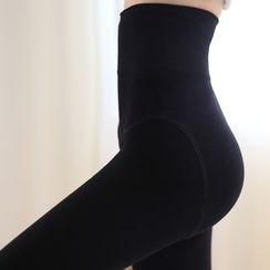 ENZA - High-Waist Stirrup Leggings
