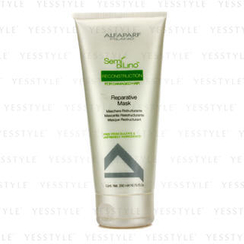 AlfaParf - Semi Di Lino Reconstruction Reparative Mask (For Damaged Hair)