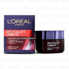 L'Oreal - Revitalift Laser X3 Anti Aging Cream