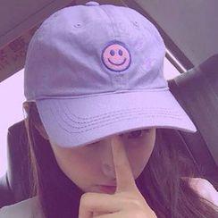 卿本佳人 - 笑臉棒球帽