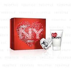 DKNY - My NY Set: Eau De Parfum 50ml + Body Lotion 100ml