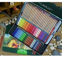 Bookuu - 水溶性彩色铅笔套装