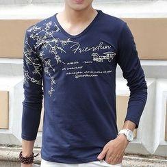 Fesso - Printed T-Shirt