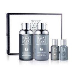 CAREZONE - Doctor Solution Homme Sensitive Toner & Emulsion Set: Toner 170ml + 25ml + Emulsion 170ml + 25ml